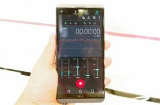 主打音效錄放體驗 LG V20快速動手玩