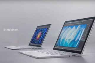 電力更強、效能更高:微軟揭曉新版Surface Book筆電