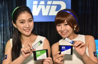WD發表Blue、Green兩款SATA消費型SSD固態硬碟