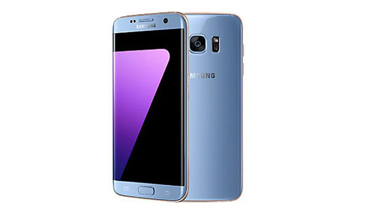 Samsung Galaxy S7 edge冰湖藍新色10/27在台亮相