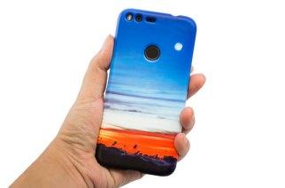 獨一無二還有自定義按鍵!Google Pixel XL專屬Photos Live Case保護殼開箱