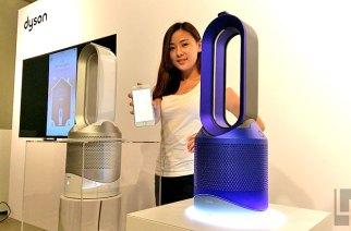 淨化、涼風、暖風三合一!Dyson Pure Hot + Cool Link智慧空氣清淨涼暖氣流倍增器登台