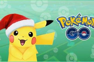 給你一個重新開啟Pokémon GO的理由:聖誕版皮卡丘與第二代寶可夢登場!