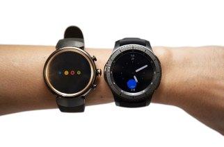 兩款最新圓形智慧錶:華碩ZenWatch 3與三星Gear S3 frontier比較(附比較表)