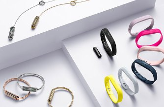 健身手環Fitbit Flex 2登台:更薄,可入海水50m