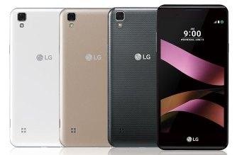 LG X Style X1在台推出 主打6.9mm薄機身
