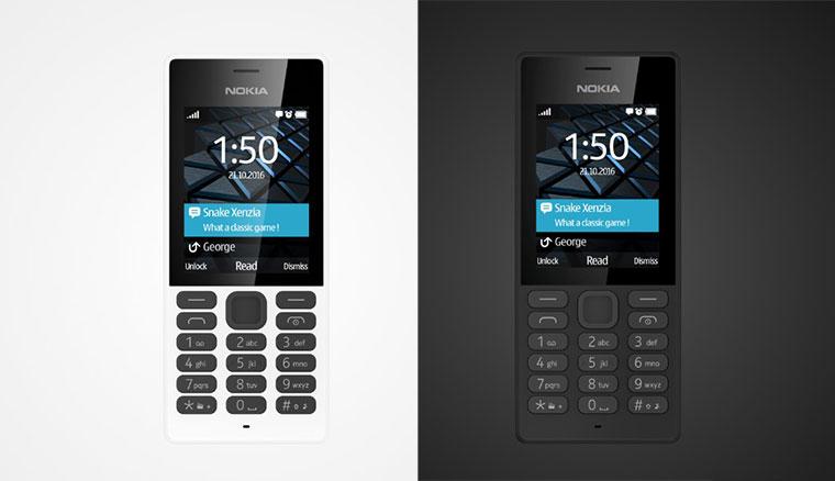 諾基亞手機回歸啦(灑花)!Nokia 150發表,但它是一款功能型手機…