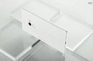 小米於CES發表三新品:小米MIX白色版、小米電視4、小米路由器HD