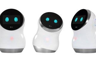 LG發表四款機器人,涵蓋家庭互動、機場導覽清潔、草皮整理 @LPComment 科技生活雜談