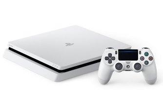 PlayStation 4 CUH-2000 冰河白