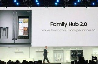 三星推出Family Hub 2.0系列家電、全新制嵌入式家電 @LPComment 科技生活雜談