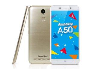 台哥大推出5.5吋3500有找的TWM Amazing A50