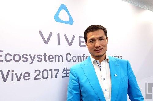 HTC:行動VR的開發一直有在進行,但不會為推而推