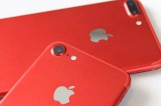 (PRODUCT)RED紅色iPhone 7 / 7 Plus動眼看