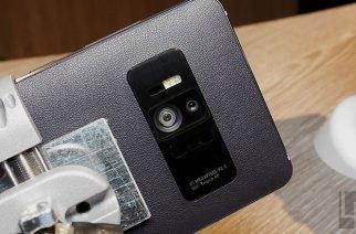 8GB RAM擴增實境手機:ASUS ZenFone AR動手玩