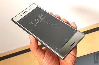 Sony Xperia XZ Premium 鏡銀