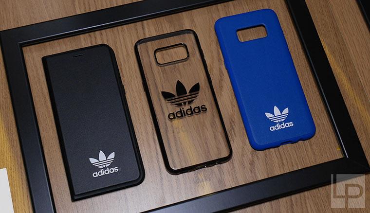 三星S8 / S8+原廠皮套、配件動手玩!還有Adidas設計款保護殼超吸睛
