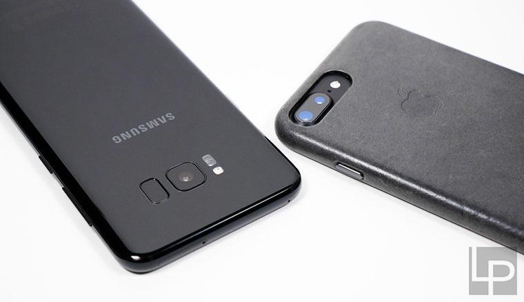 敗者不弱、只是勝者太狂!三星S8+與iPhone 7 plus相機實拍比較