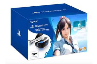 PlayStation VR 《夏日課程:宮本光》同捆組4/27在台上市