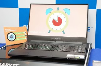 GIGABYTE  AERO 15電競筆電在台發表:主打高效、多彩、輕薄
