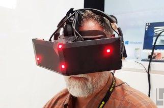 動眼看/宏碁展出StarVR以及對應Windows Holographic平台的MR混合實境裝置