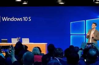 微軟發表Windows 10 S簡化版系統,目標教育市場挑戰Google Chrome OS