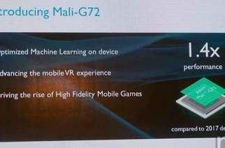 ARM揭曉Cortex-A75、A55 CPU與Mali-G72 GPU設計 擴大裝置端到雲端人工智慧整合 @LPComment 科技生活雜談