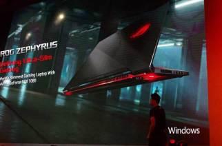 華碩ROG發表NVIDIA MAX-Q超薄電競機ROG Zephyrus @LPComment 科技生活雜談