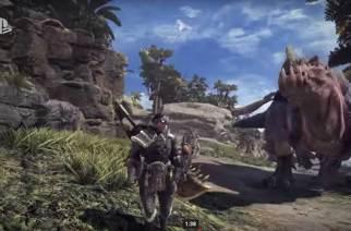 《魔物獵人 世界》E3登場!模糊獵人這次終於不再模糊啦! @LPComment 科技生活雜談