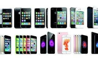 距離蘋果發售首款iPhone已經十週年了!歷代機種變革與影響總回顧