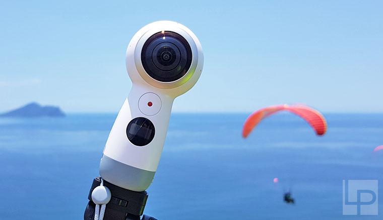 Samsung Gear 360 (2017) 開箱測試:支援直播與4K高畫質全景錄影