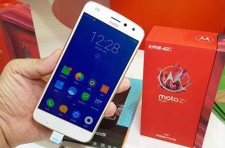 聯想「模組化」新機Moto Z2 Play搶先動手玩 @LPComment 科技生活雜談