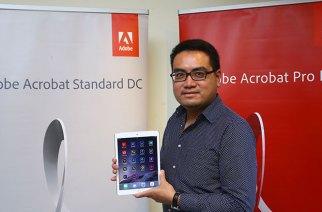 Adobe Scan、Adobe Sign在台發表,手機掃描為PDF與跨平台數位簽署更簡單