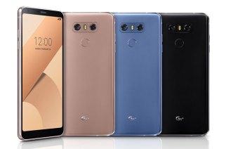 LG G6+發表:內建128GB容量、無線充電,送B&O耳機 @LPComment 科技生活雜談