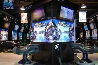 JoyLand VR遊樂區旗艦店7/1華山登場!七月起全台陸續展店
