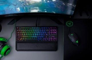 雷蛇黑寡婦競技版Chroma V2電競機械鍵盤在台開賣
