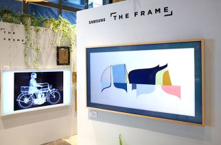 藝術畫框般設計 三星The Frame系列電視正式進入台灣 @LPComment 科技生活雜談