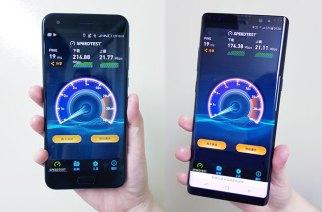 亞太電信CA服務上線:Note 8直接支援、ZenFone 4、S8 / S8+更新後可用