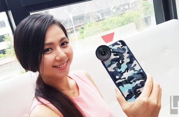 iPhone X / 8 / 8 Plus可用!犀牛盾推出Mod模組化保護殼及擴充鏡頭配件