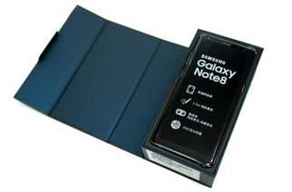 台灣市售版Samsung Galaxy Note 8開箱!完整盒裝配件一覽