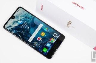4.9吋機身塞入5.5吋大視野:Sharp AQUOS S2全螢幕手機開箱實測 @LPComment 科技生活雜談