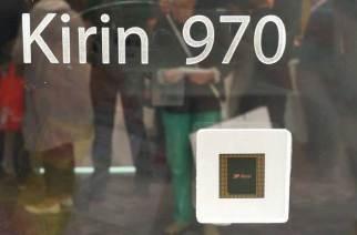 為 Mate 10 暖身,華為公布強調具 AI 能力的 Kirin 970 應用處理器