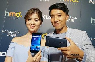 動手玩/諾基亞首款安卓旗艦Nokia 8正式登台,雙鏡頭搭配旗艦規格售價1.6萬有找