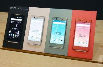 Sony Xperia XZ1 Compact輕旗艦9/26在台上市,中華獨推資費
