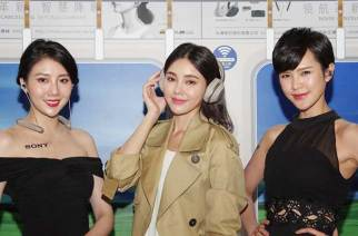 Sony在台推出1000X系列三款藍牙主動降噪耳機