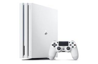 PlayStation 4 Pro(PS4 Pro)冰河白新色11/24在台開賣 @LPComment 科技生活雜談