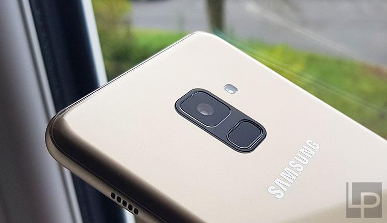 三星Galaxy A8 (2018)實測:無邊際大視野、前置雙鏡頭更好拍!