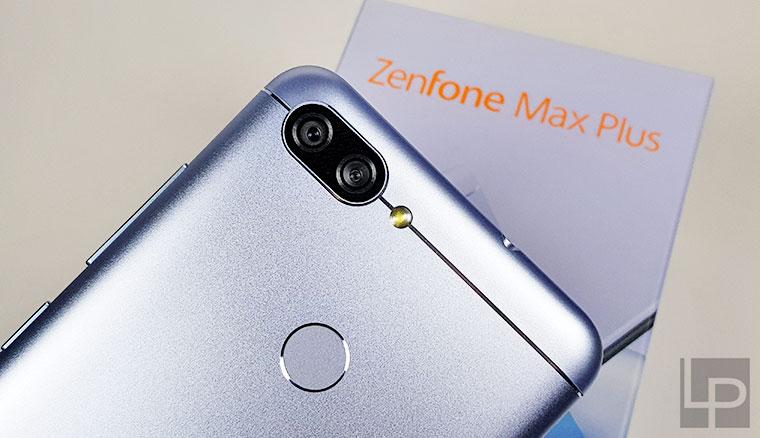 全螢幕電神:ASUS ZenFone Max Plus (M1)開箱、外型、效能實測