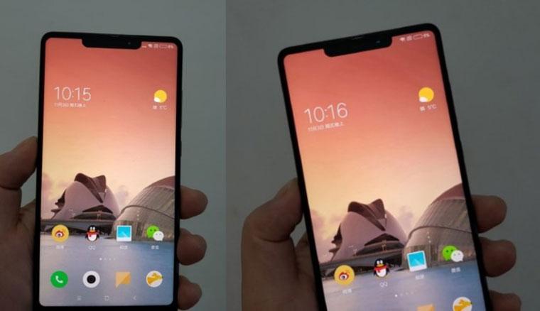 神似iPhone X的小米手機7或小米MIX 2S? 最快將在MWC 2018亮相