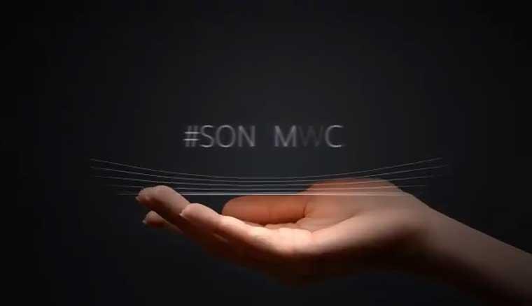 Sony Mobile釋出MWC 2018首波預告,暗示新機弧形線條?
